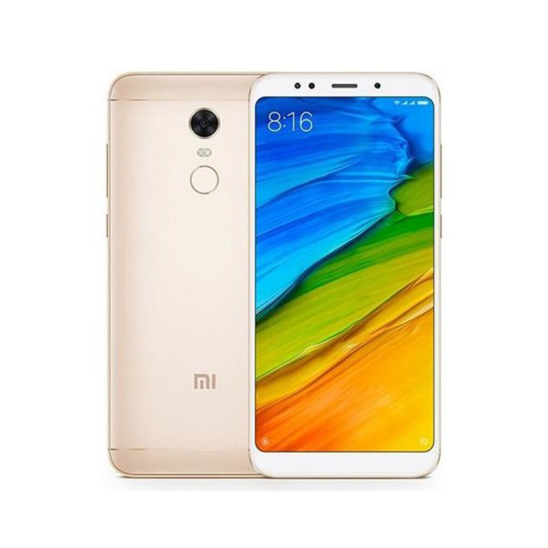 Xiaomi Redmi 5 Plus 4/64Gb Gold купить