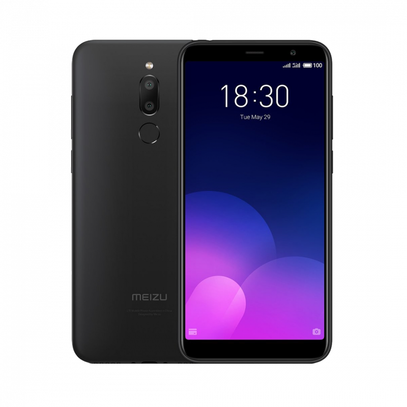 Meizu M6T(M811H) 2/16GB, Black купить