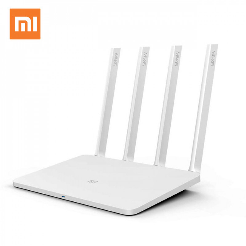 Wi-Fi роутер Xiaomi Mi WiFi Router 3 купить