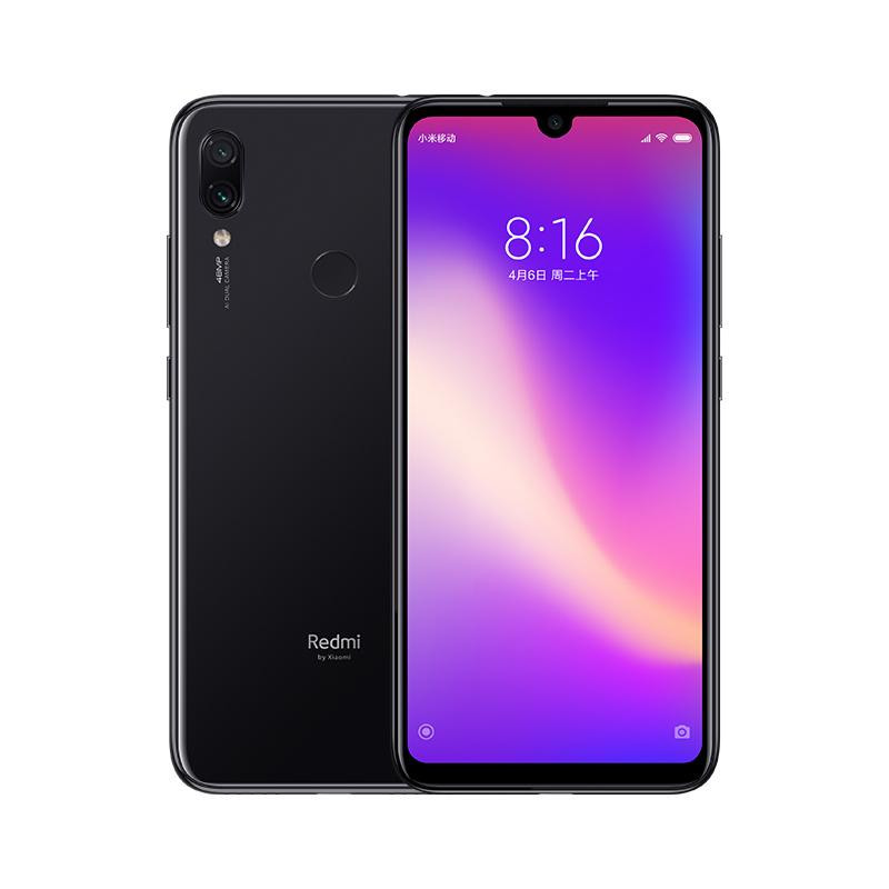 Xiaomi Redmi Note 7 4/64 GB, Black купить